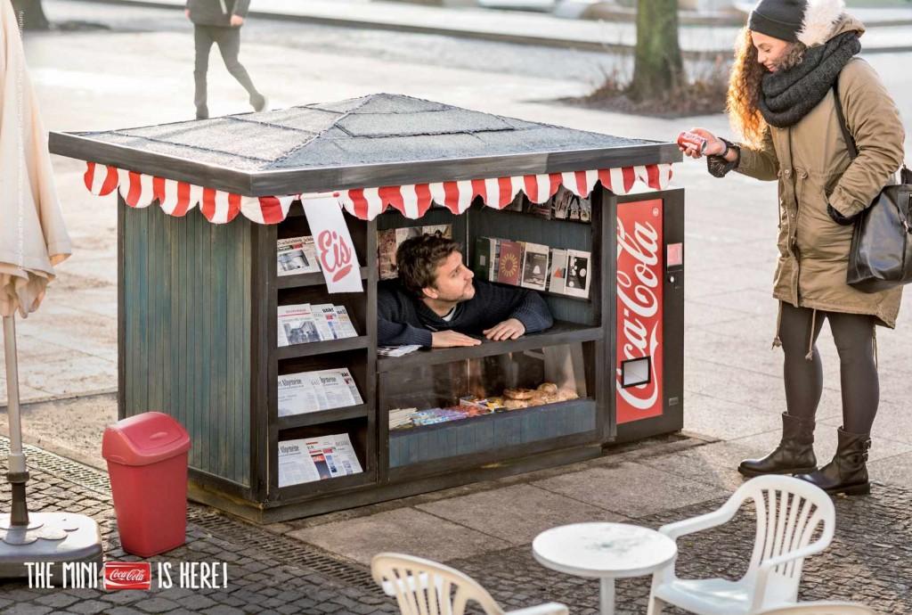 Coca-Cola - Kiosk, 2