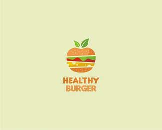Healthy Burger by Locked