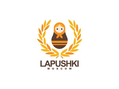 Logo - Lapushki (Shoe Brand) by marcciatti