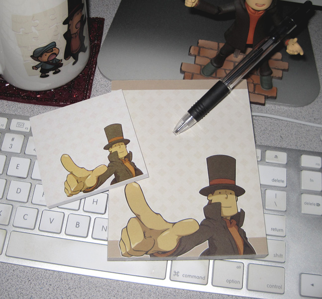 To The Point- Custom Layton Stationery Set