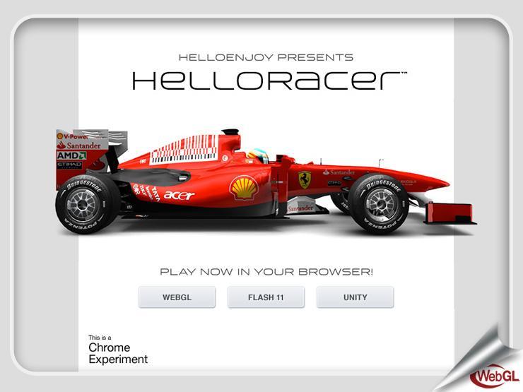 HelloRacer