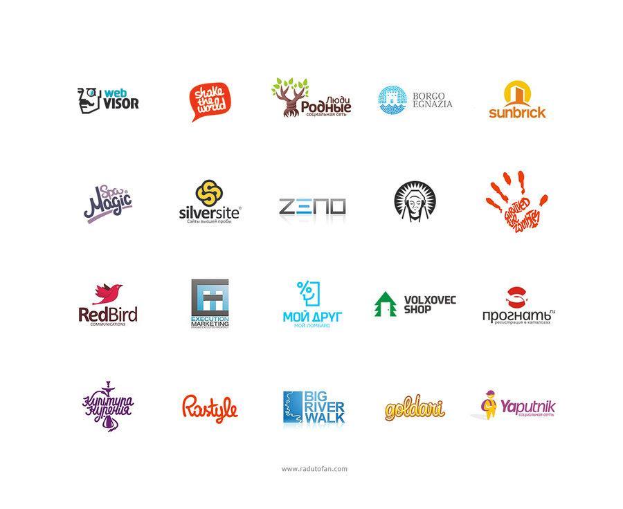 Logos by boldmatic