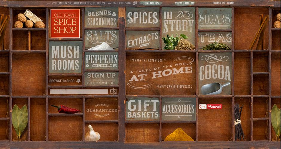 Old Town Spice