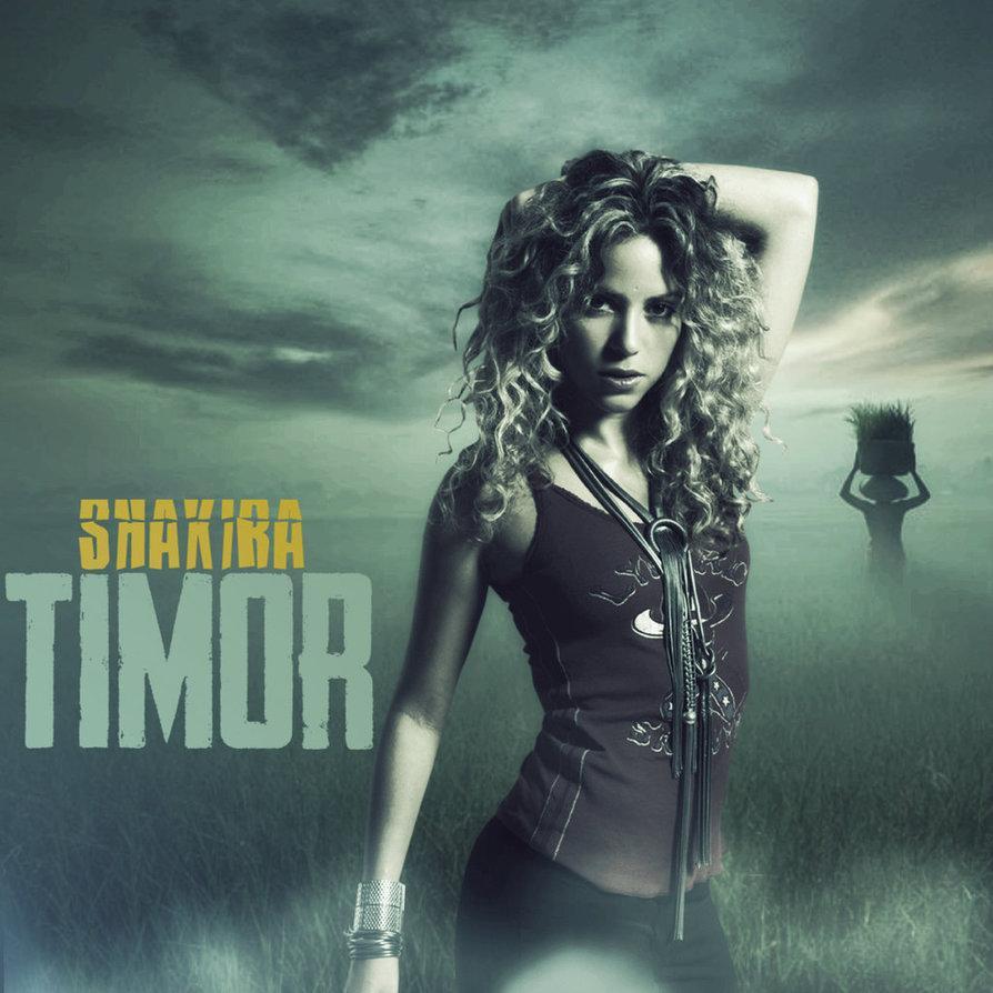 Shakira - Timor by antoniomr