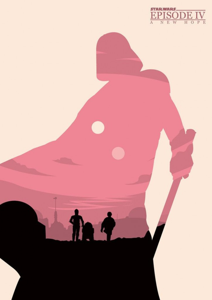 Star Wars - Episode IV by abonny