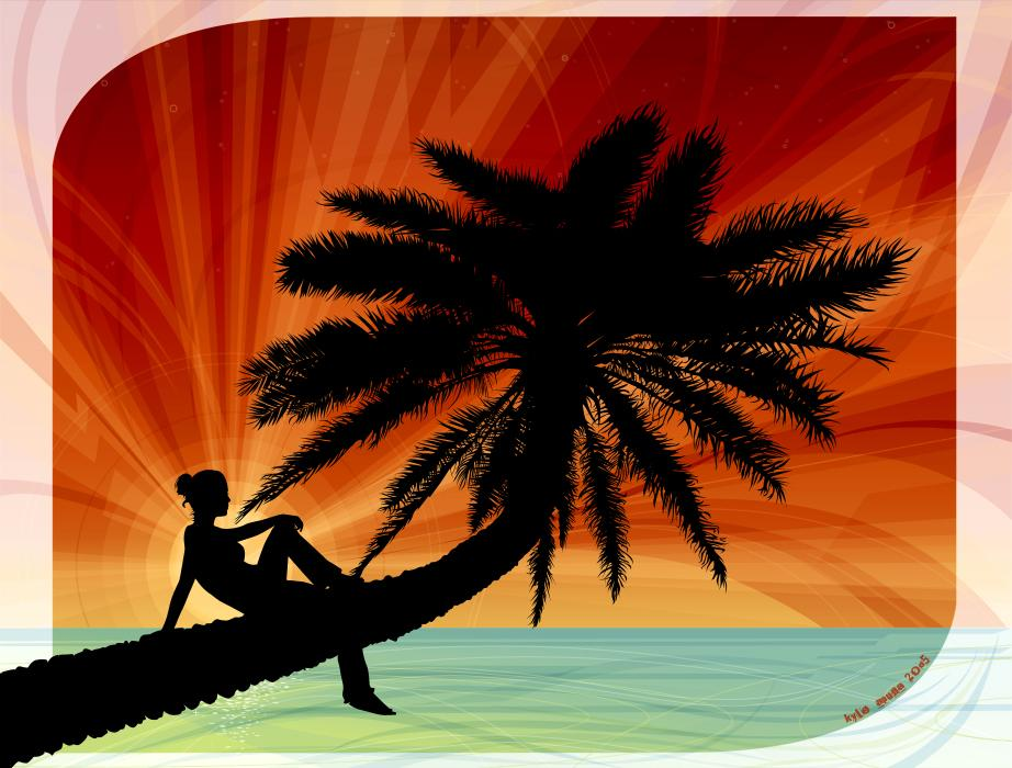 Swing Life Away by indie-cisive