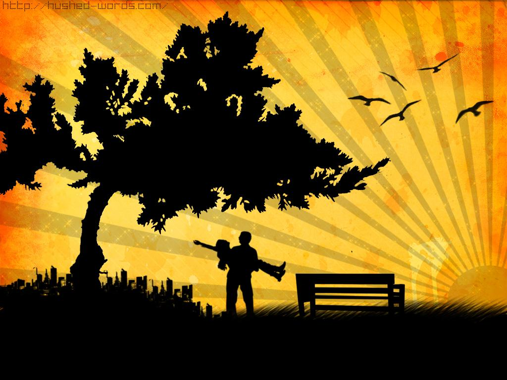 The Perfect Silhouette by hushed-words