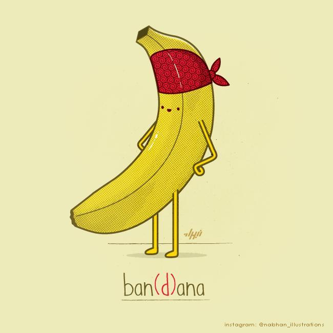 ban(d)ana by NaBHaN