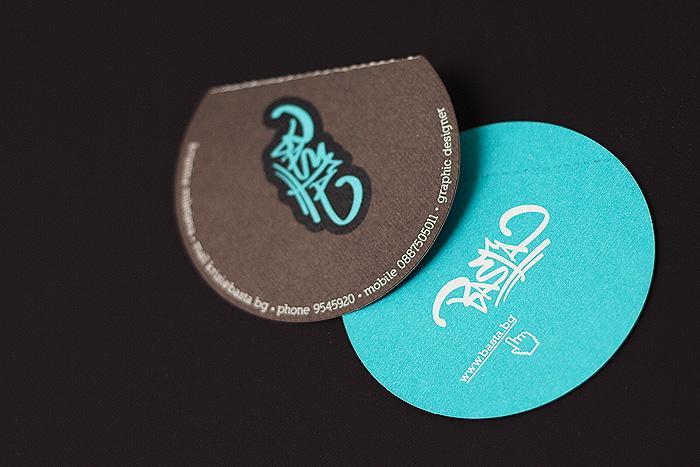 basta business cards 2 by kpucu
