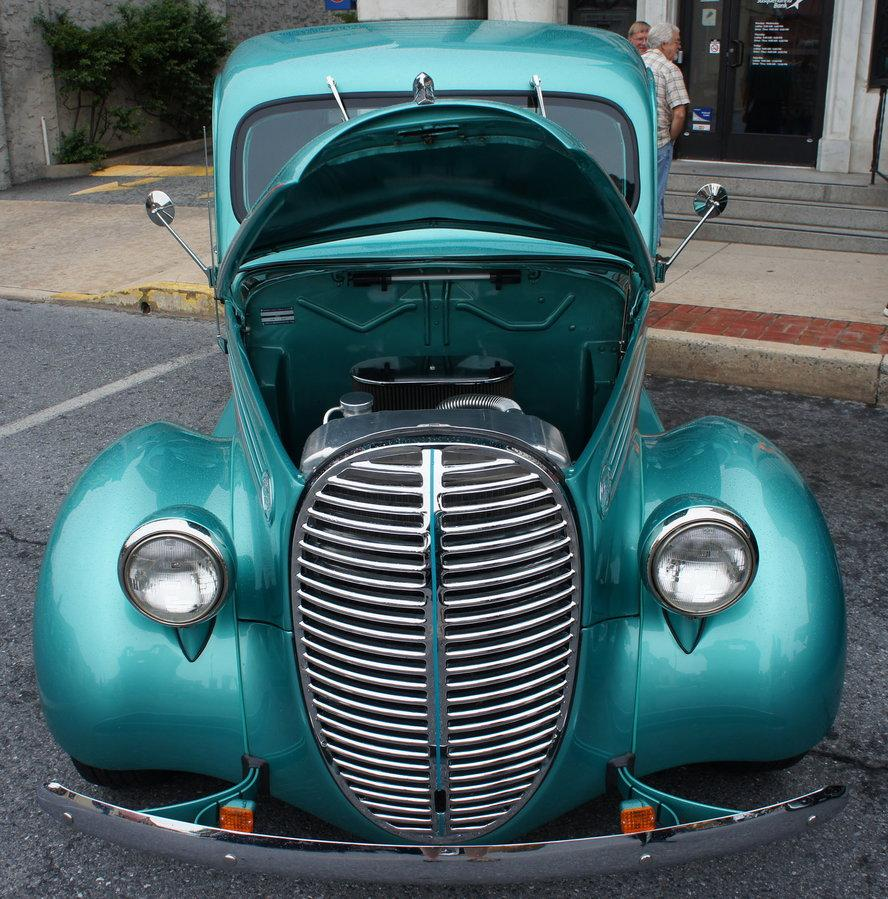 1939 Ford Pickup by theshepherd1