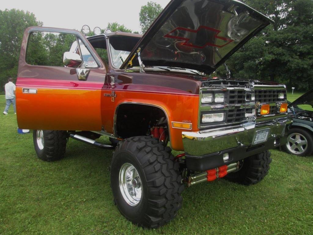 (1984) Chevrolet Scottsdale K-30 [Monster Truck] by auroraTerra