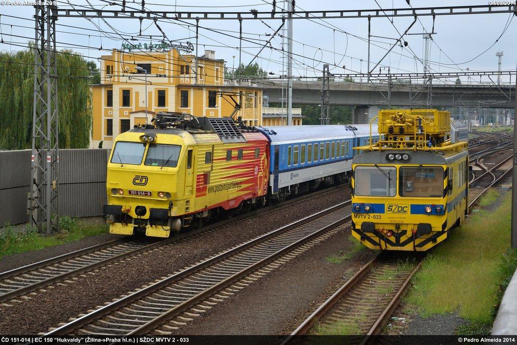 CD 151-014 EC150 SZDC MVTV 2-033 Kolin 04-08-14 by Comboio-Bolt