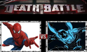 Death Battle Spider-Man vs. Blue Beetle