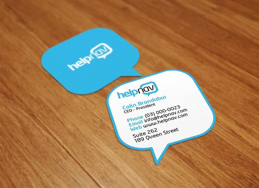 HelpNav Cards by thearslan