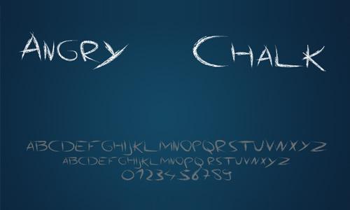 Angry Chalk