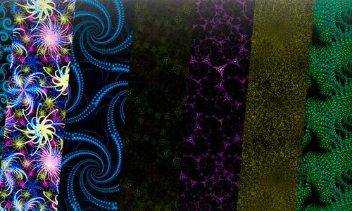 Fractal Patterns Set 2