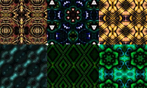 Nice Rad Trippy Patterns