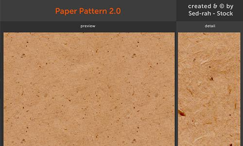 Paper Pattern 2.0