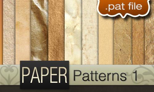 Photoshop Patterns 1