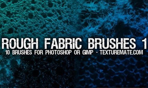 Rough Fabric 1 Brush Pack