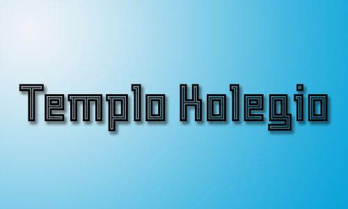 Templo Font Family