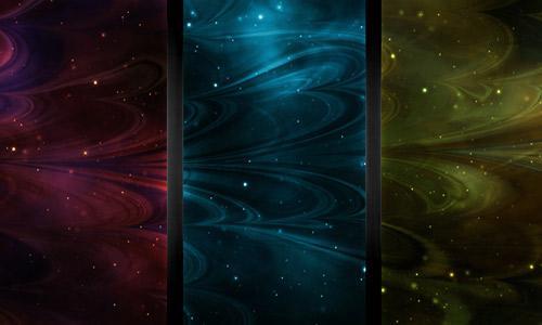 Tileable Abstract Nebula
