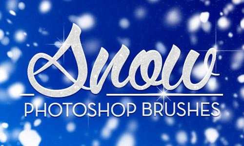 SNOW Brushes and IMG Pack