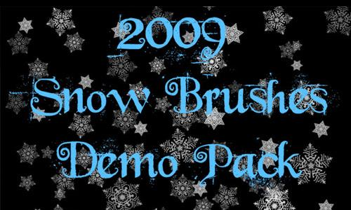 Snow Brushes 09