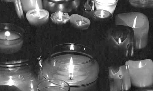 Candles Brushes Set 1