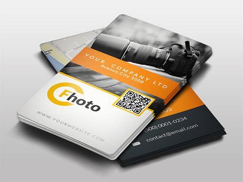 Photographer Business Card-2