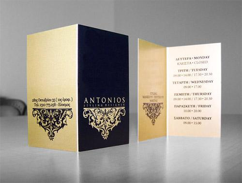 Best of business cards examples howtowebdesign business card colourmoves