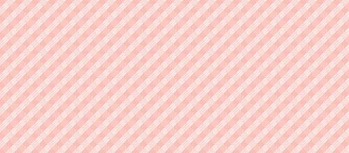 Pink ribbon weave