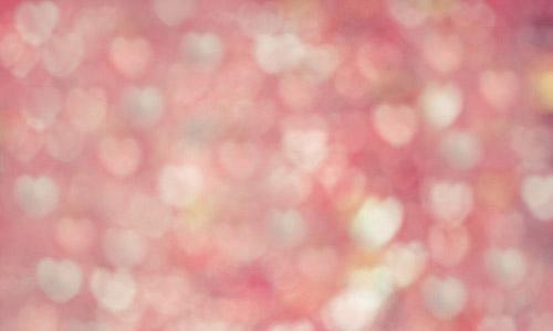 Romantic Bokeh texture