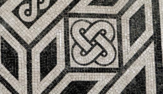 Mosaic, Alcazar by Roberto Venturini